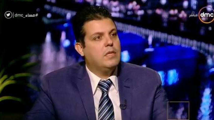 الدكتور إبراهيم عسكر، مدير عام البرامج الوقائية بصندوق مكافحة وعلاج الإدمان