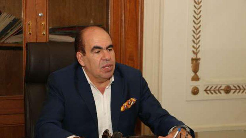 ياسر الهضيبي، نائب رئيس حزب الوفد