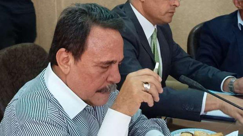 جبالي المراغي رئيس اتحاد العمال