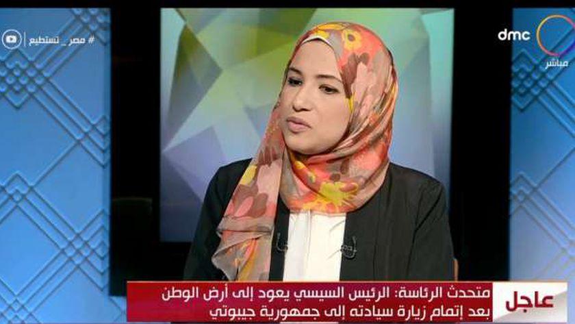 الدكتورة نهى عاصم