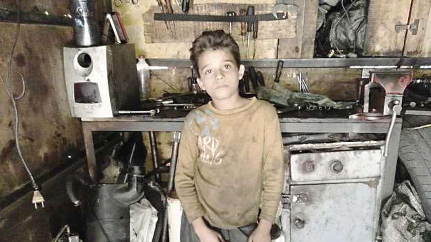 عمالة الأطفال في اعتبارات قانون العمل