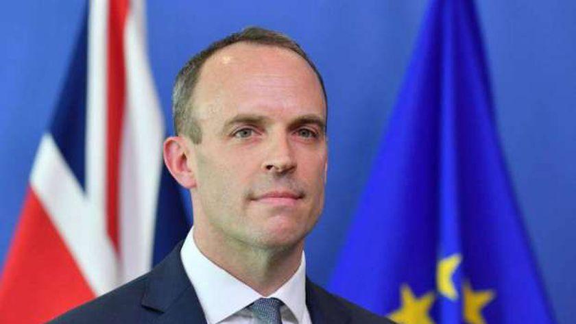 وزير الخارجية البريطانى