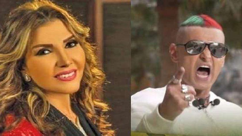 نادية مصطفى ورامز جلال
