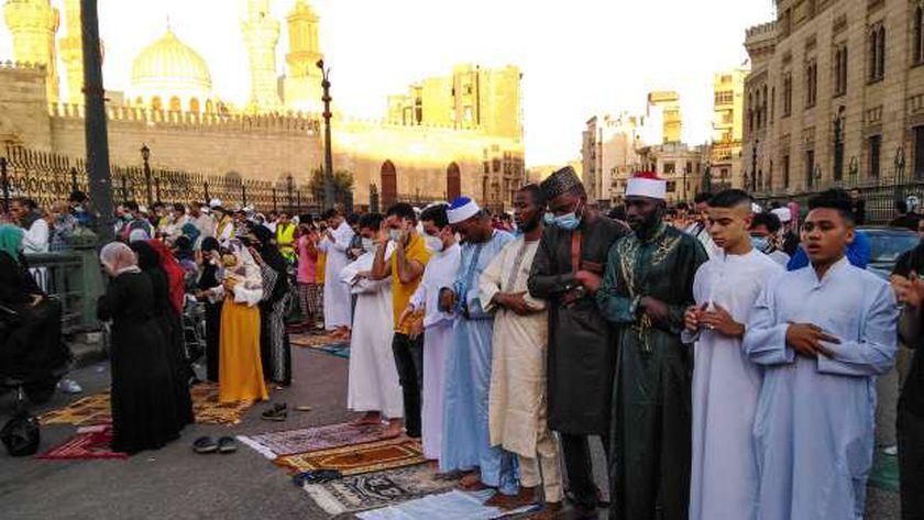موعد صلاة عيد الأضحى في محافظة الجيزة
