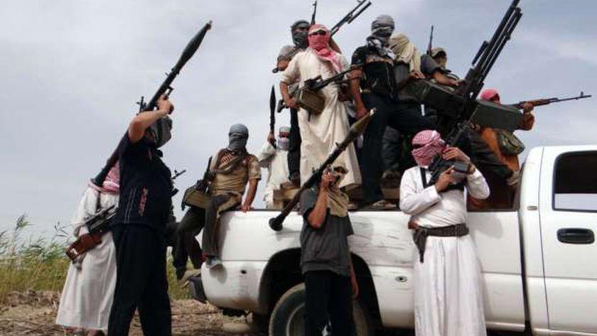 الجماعات الإرهابية