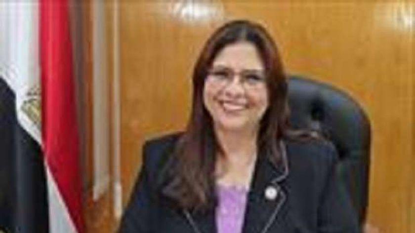 الدكتورة راندا مصطفى