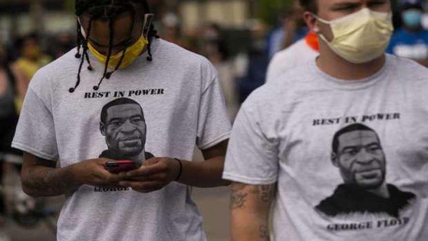 تظاهرات في شوارع منيا بوليس بعد مقتل فلويد