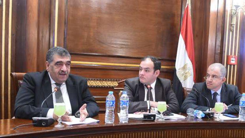 جانب من اجتماعات أعضاء مجلس النواب لدعم الصناعة الوطنية