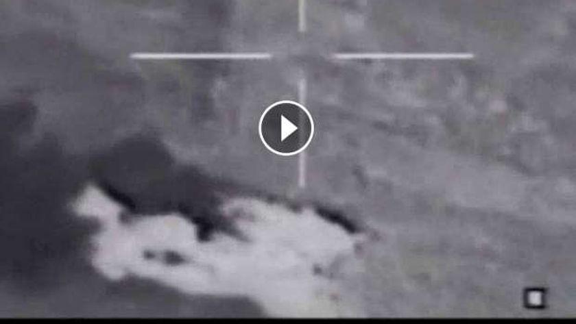الرئيس الأمريكي أراد ارسال رسالة لإيران بالضربة الجوية الأخيرة على سوريا