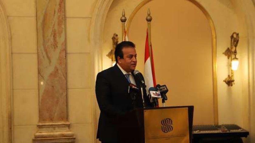صورة قرار جديد بشأن آلية قبول الطلاب بالجامعات الخاصة والأهلية إلكترونيا – مصر