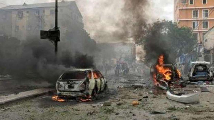 انفجار سيارة مفخخة في الصومال يسفر عن مقتل 20 شخص
