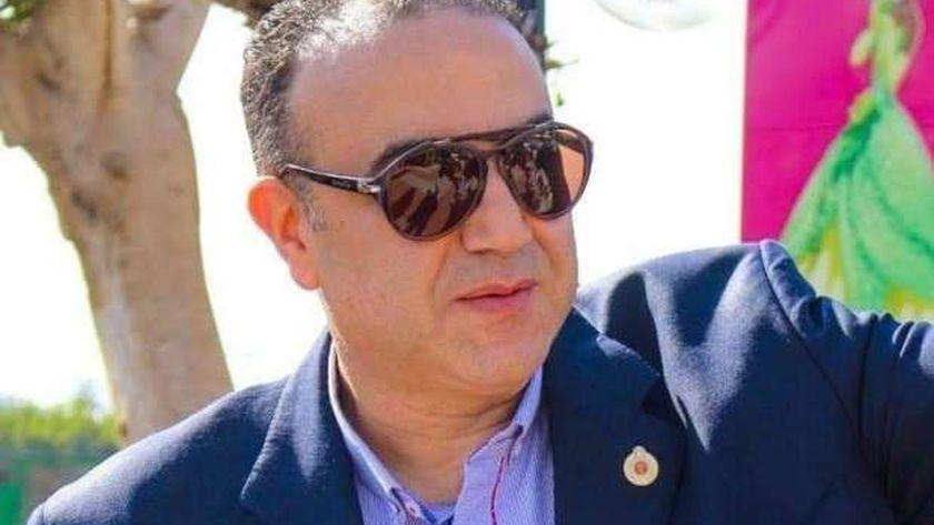 الدكتور أسامة أبو زيد رئيس لجنة ضبط أداء الإعلام الرياضي