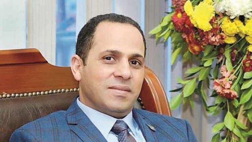الدكتور عبيد صالح .. رئيس جامعة دمنهور
