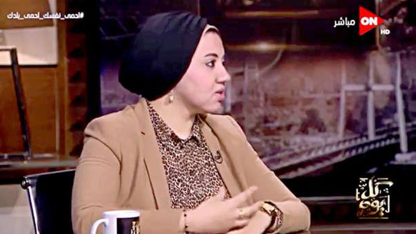 أميرة صابر عضو تنسيقية شباب الأحزاب والسياسيين
