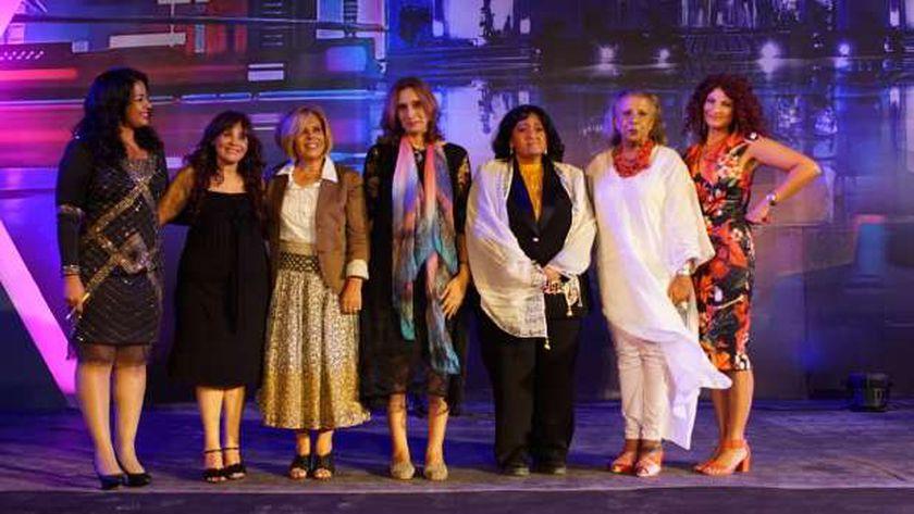 حفل افتتاح مهرجان إيزيس الدولي لمسرح المرأة