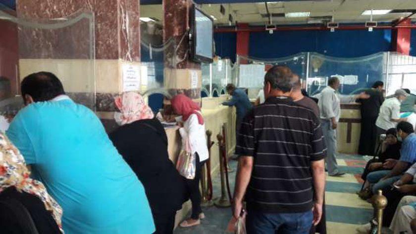 استمرار تقديم المواطنين طلبات تصالح مخالفات البناء قبل نهاية 30 سبتمبر