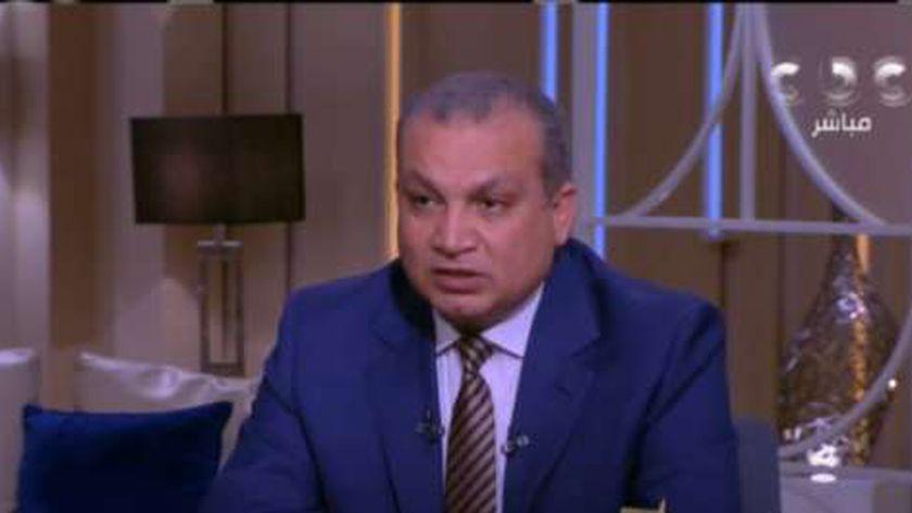 المهندس خالد صديق.. المدير التنفيذي لصندوق تطوير العشوائيات،