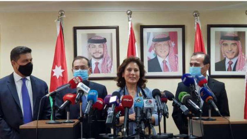 مؤتمر دول خط الغاز العربي