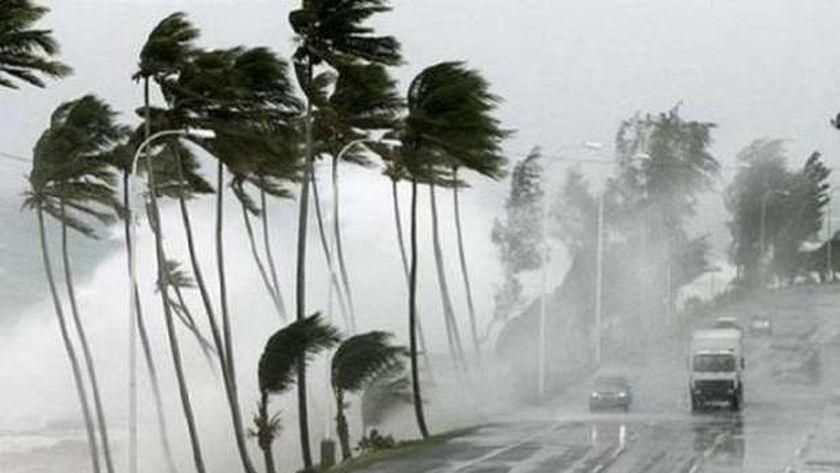 عاصفة استوائية