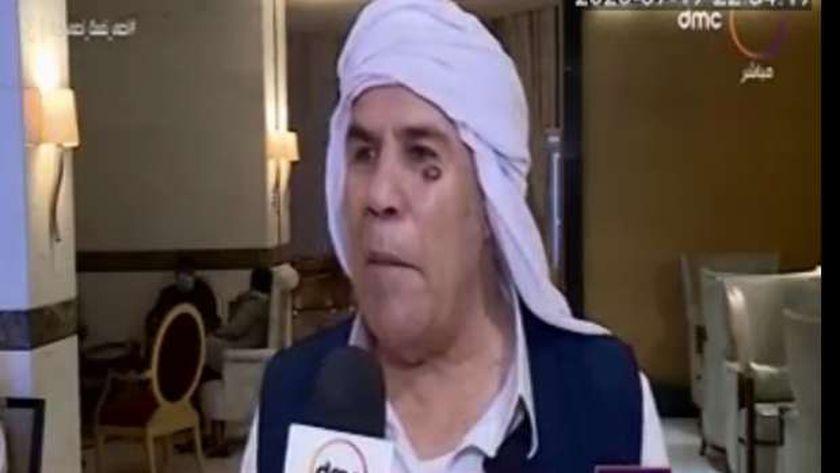 شيخ قبيلة ليبية: نصف أمهاتنا مصريات.. وجيوشنا تكمل بعضها البعض