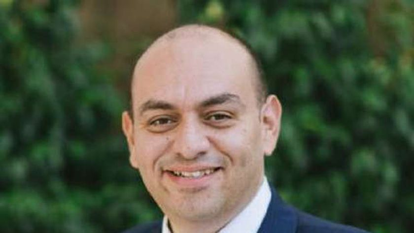 أحمد عثمان رئيس المجلس الدولي للمشروعات الصغيرة والمتوسطة
