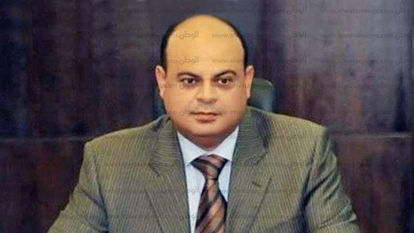 اللواء علاء أبوزيد محافظ مطروح