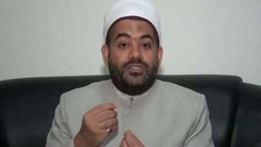 الدكتور خالد عمران أمين الفتوي بدار الإفتاء المصرية