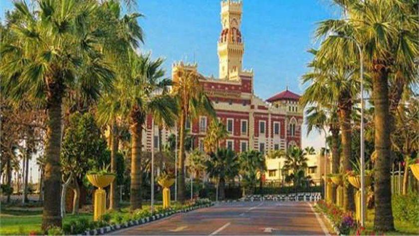 المنتزه أبرز أماكن التنزه في الإسكندرية