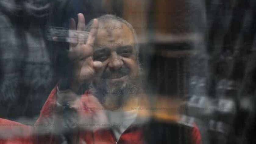الإرهابي محمد البلتاجي _ صورة ارشيفية