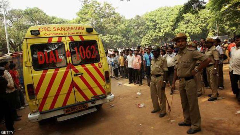 وفاة  22 هنديا جراء احتساء مشروبات كحولية سامة بولاية «أوتار براديش»