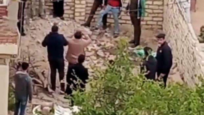تمثيل جريمة مذبحة سرابيوم