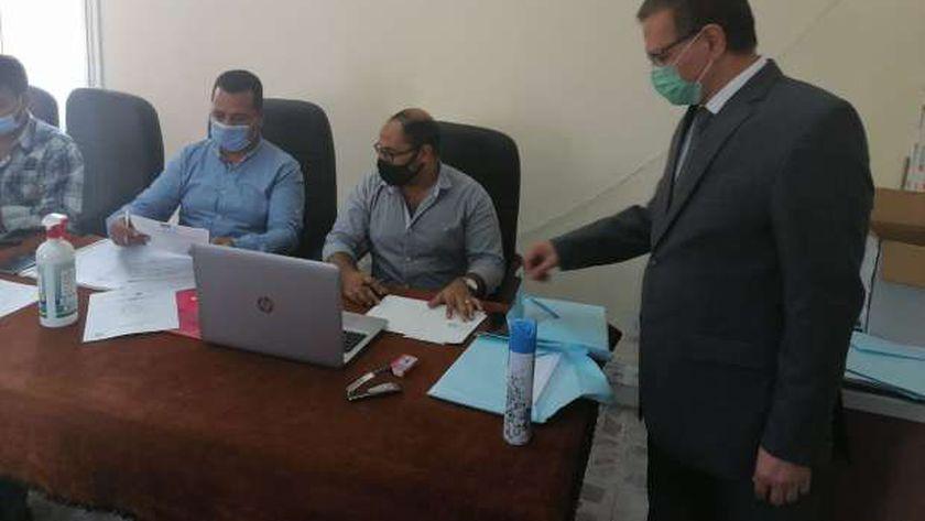 اللجنة المشرفة على الانتخابات بالبحر الأحمر