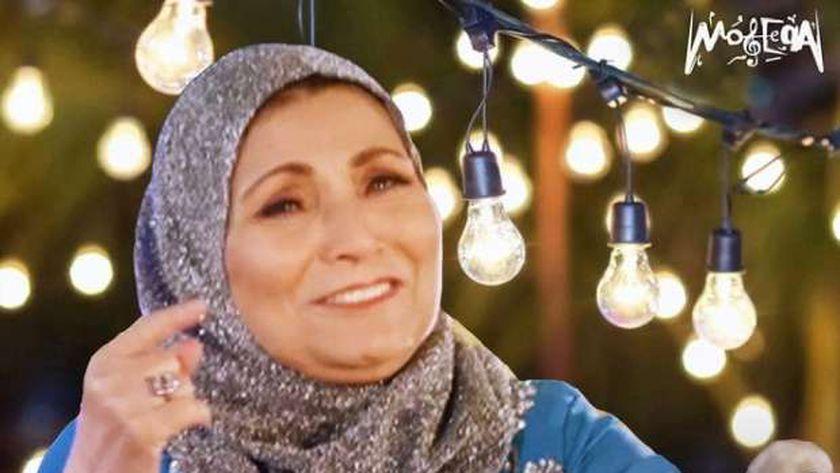 الفنانة فاطمة عيد