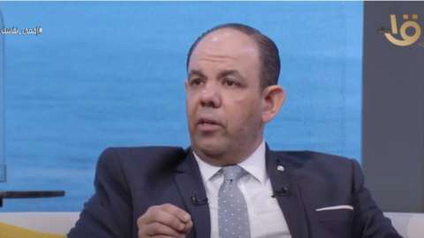 أحمد سمير فرج القائم بأعمال رئيس جهاز حماية المستهلك