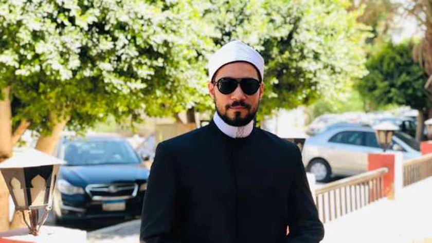 الداعية عبد الله رشدي