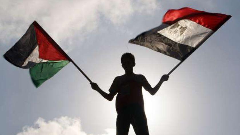 مصر تدعم حقوق الشعب الفلسطيني