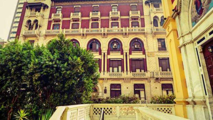 المبنى الرئيسي لبنك مصر