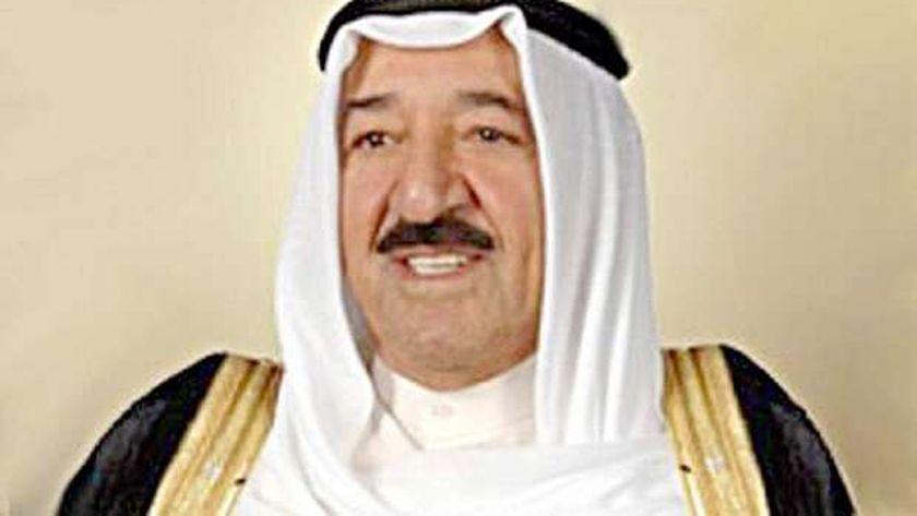 أمير الكويت الراحل صباح الأحمد