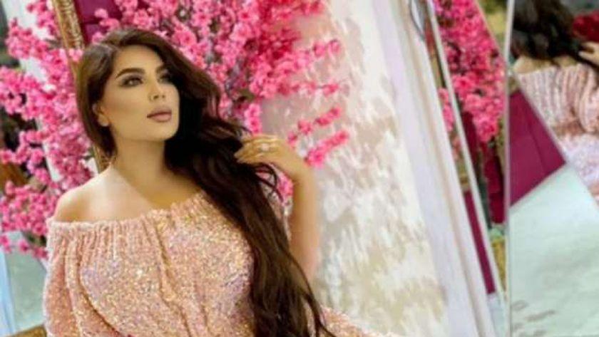 المغنية الأفغانية إريانا سعيد