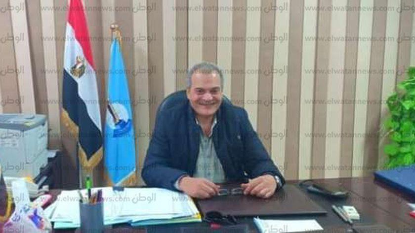 الدكتور تامر مرعي وكيل وزارة الصحة بالبحر الأحمر