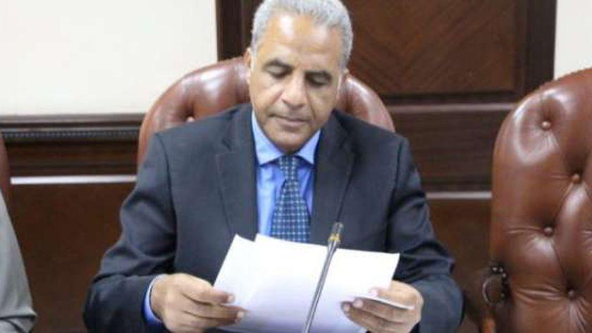 جمال شوقي رئيس لجنة الشكاوى السابق بالأعلى للإعلام