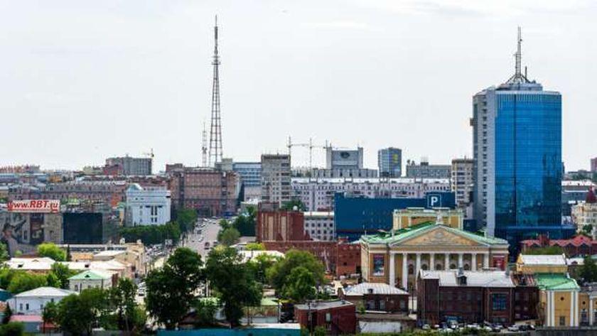 مدينة تشيليابينسك الروسية حيث تم احتجاز الرجل الذي يدعي أنه الرب
