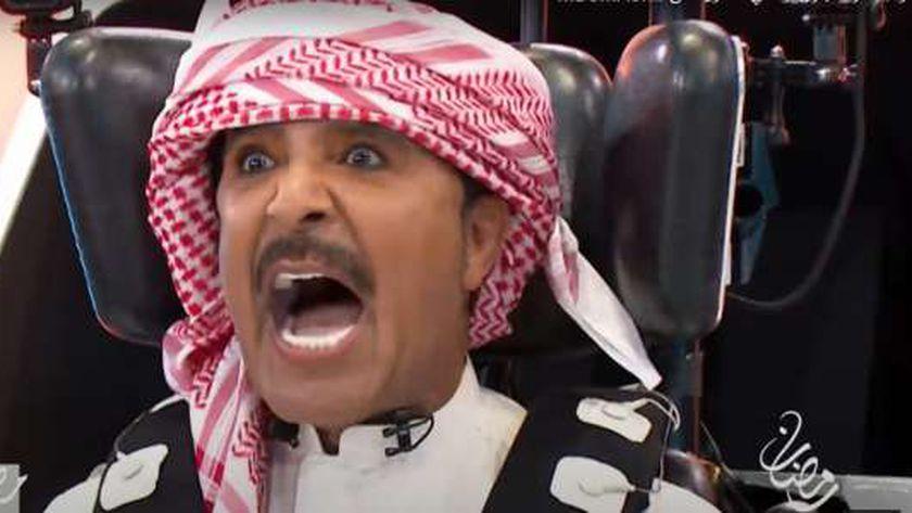 رامز يلتقط سيلفي مع عبدالله بالخير.. والأخير: