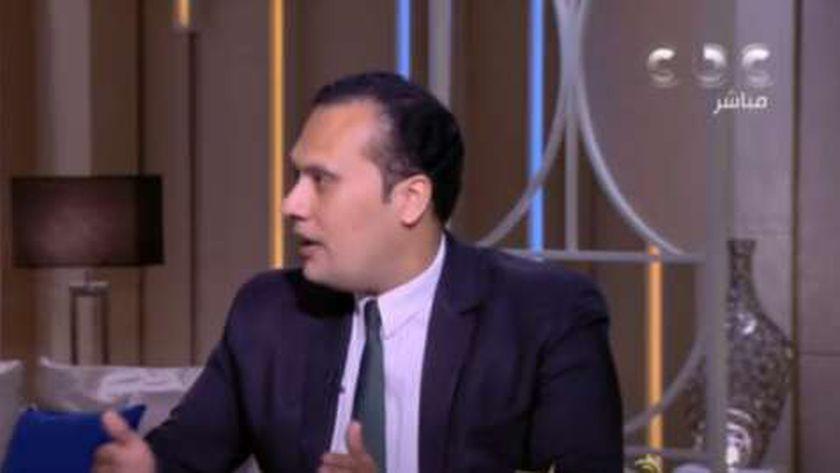 الدكتور محمد القرش، المتحدث بإسم وزارة الزراعة واستصلاح الأراضي