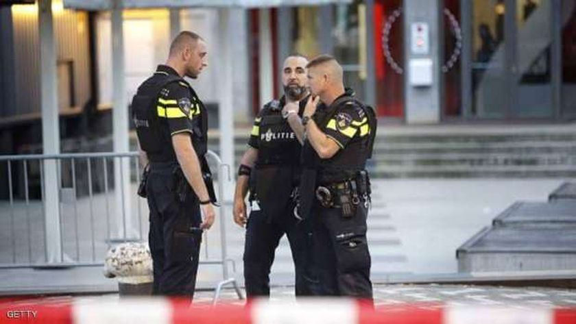 الشرطة الهولندية .. صورة أرشيفية