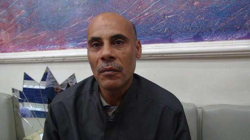 محمد صبري سائق التوك توك في الدقهلية