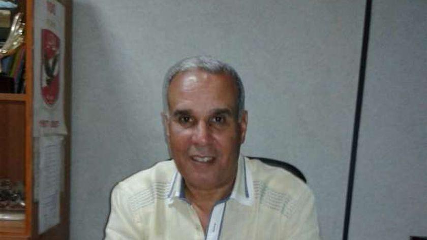 سامي عبد الفتاح عضو لجنة الإعلام الرياضي
