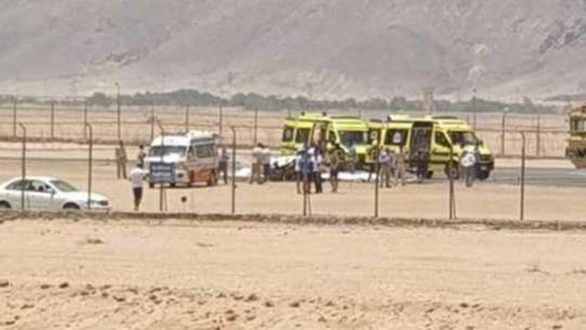 حرائق وانتحارات وسقوط طائرة.. حصيلة 6 أيام من أغسطس في مصر