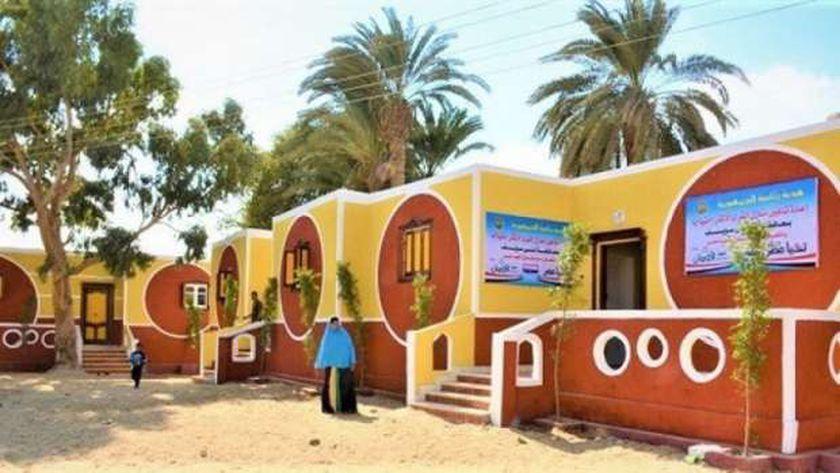 صورة منزل جديد هدية حياة كريمة لـ«زينب» وأبنائها: أول شتاء بدون مطر ولا برد – حياة كريمة