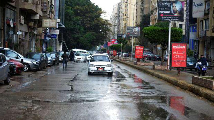 أمطار غزيرة على القاهرة والوجه البحري.. وثلوج على سانت كاترين.. و الأرصاد : انتهاء موجة الطقس السيئ - مصر -